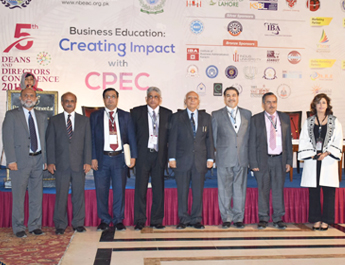 5th Deans and Directors Annual Conference Commences in Karachi