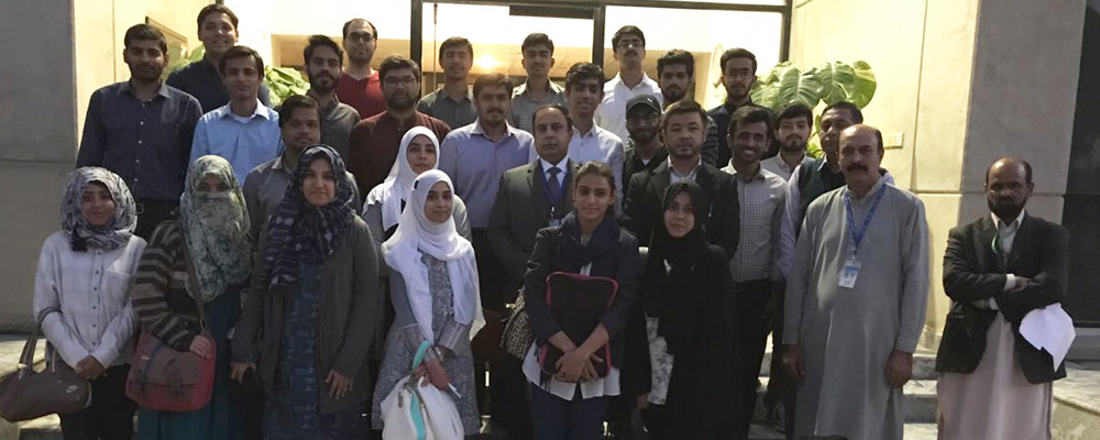 An Educational Trip to Pakistan Security Printing Corporation (PSPC)
