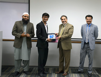 Feb 14, 2019: Certificate Distribution Ceremony of IBA - CICT led Diploma Program in Big Data Analytics held