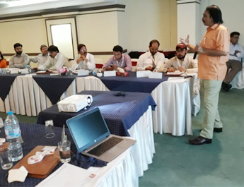 Jul 12, 2018: CEJ-IBA and Nestlé Pakistan conduct health reporting workshop in Islamabad