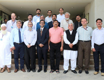 Directors' Training Program for Water & Sanitation Services Peshawar (WSSP)
