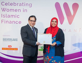 Apr 4, 2018: Dr. Irum Saba Acknowledged Amongst the Top 50 Most Influential Women in Islamic Finance