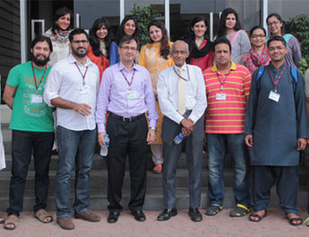July 26, 2015: Eid Breakfast for EMBA participants