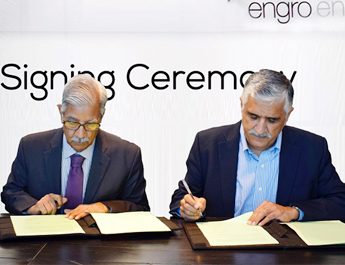 Jun 25, 2018: Engro Energy, IBA Karachi ink MoU to educate students from Tharparkar