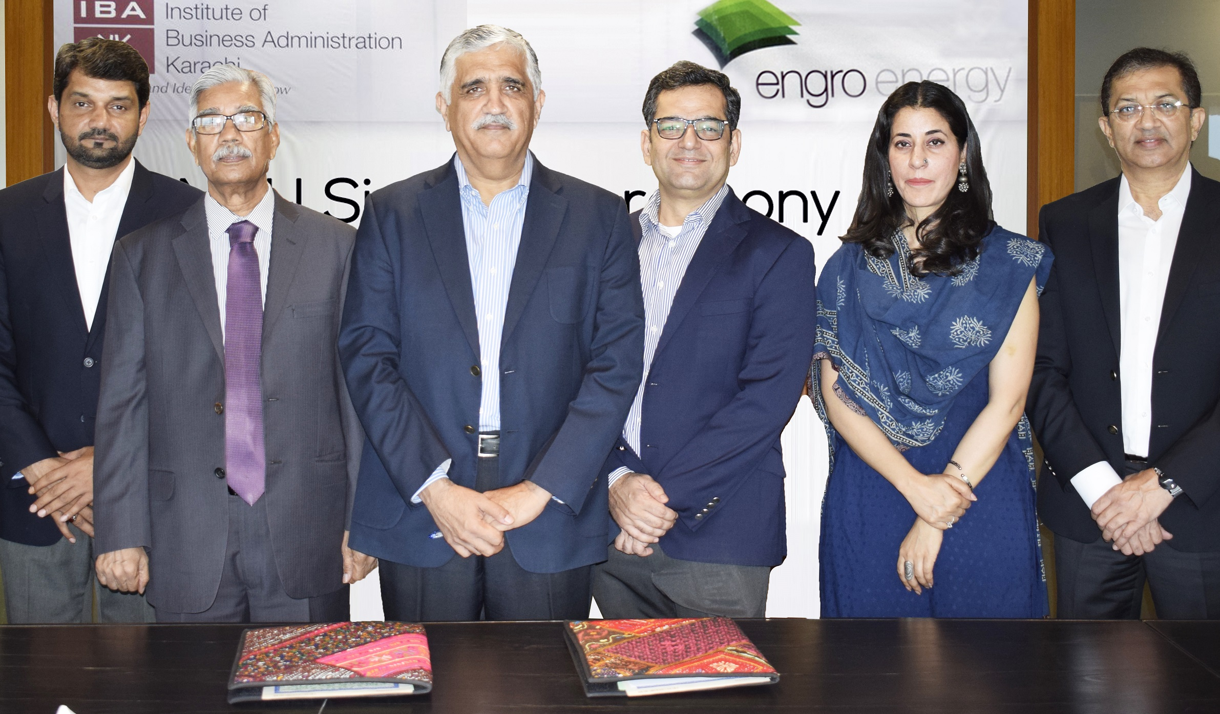 Engro Energy, IBA Karachi ink MoU to educate students from Tharparkar