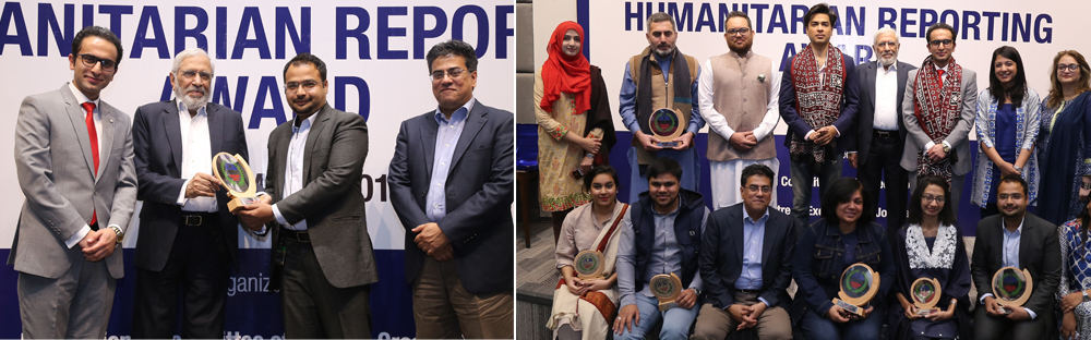 IBA-CEJ, ICRC Award Journalists For Excellence In Humanitarian Reporting