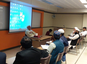 Sept 11, 2018: IBA CEIF conducted a Guest Lecture  on Islamic Finance and Economic Development by Dr. Fahim Khan