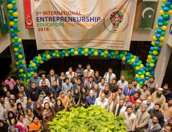Aug 10 & 11, 2018: IBA International Entrepreneurship Educators Symposium (IEES) 2018