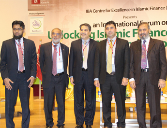 Jan 17, 2017: International Forum on Unlocking Islamic Finance Potential in CPEC and Beyond