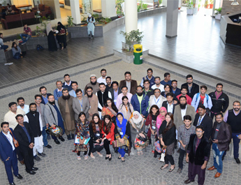 National Entrepreneurship Program (NEP) Hyderabad delegation's visit to IBA Karachi
