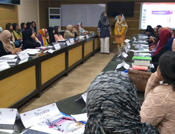 Mar 8, 2019: Inauguration of IBA Women Entrepreneurship Program in Faisalabad 2019 under the initiative of IBA National Entrepreneurship Program (NEP)