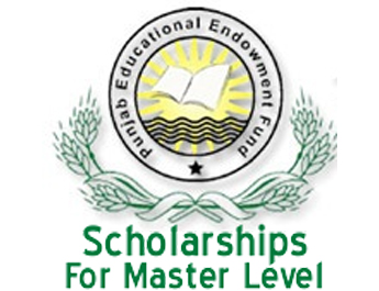 Shahbaz Sharif Merit Scholarship (SSMS) Master Level 2017-18
