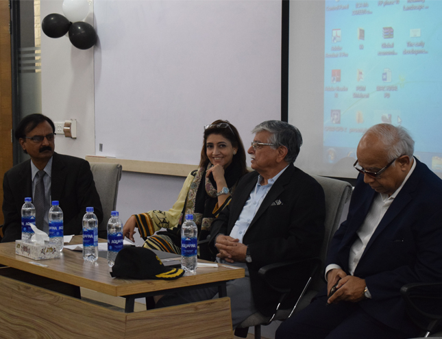 IBA hosts Jang Forum on 'Pakistan-India Conflict – What is Next?'