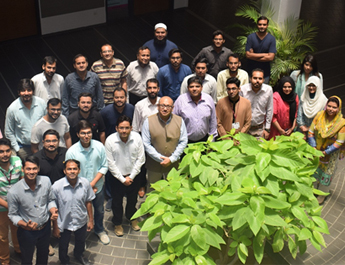 Jun 2, 2018: A Workshop Conducted on Power Of Observation at IBA CED