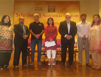 Safe Charity Awareness Campaign's Closing Ceremony Held at IBA Karachi