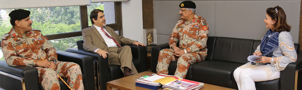 An Interactive Session on Law & Order by DG Rangers