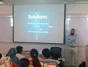 Session on Problem Solving Research with Dr. Zeeshan Usmani