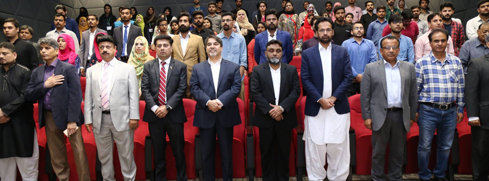 IBA CICT - Sindh Research Incubation Centre welcomes first batch