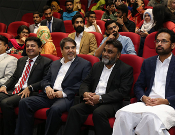 Apr 30, 2018: IBA CICT - Sindh Research Incubation Centre welcomes first batch
