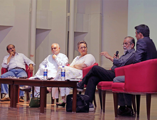 'Urban Water Dialogue' by KUL held at IBA, Karachi
