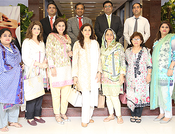 Aug 2, 2017: Session with Women Chamber of Commerce & Industry, Lahore hosted by  IBA-CEE