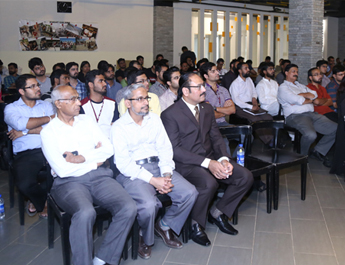 Oct 15, 2017: Youm-e-Imam Hussain organized by MBA Executive Participants