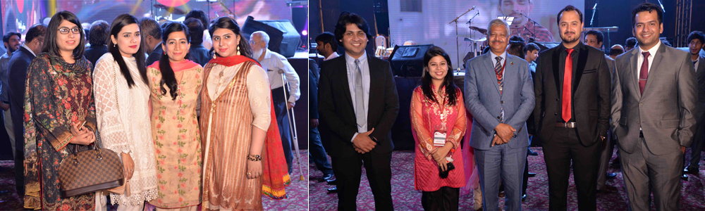 Alumni Reunion at Pearl Continental Lahore