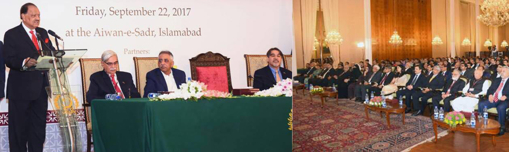 IBA Celebrates its Alumni Reunion at Aiwan-e-Sadr Islamabad