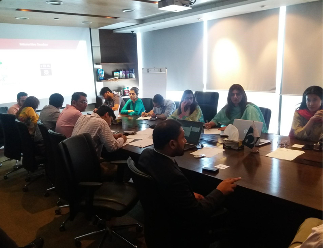 May 28, 2019: Awareness session for IBA alumni at Engro Foods