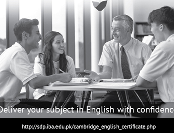 Cambridge English Certificate in EMI Skills