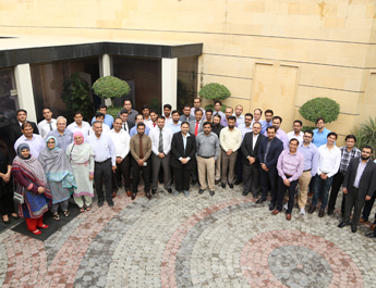 Aug 4, 2017: IBA-CEE completed the 3rd series of workshops in Lahore on Managing Family Businesses