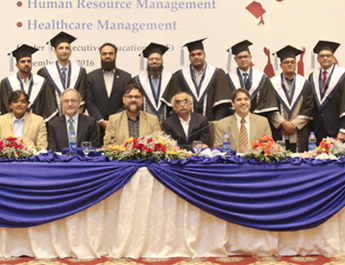 Dec 10, 2016: Convocation 2016 – First batch of PGD Programs - IBA, Karachi