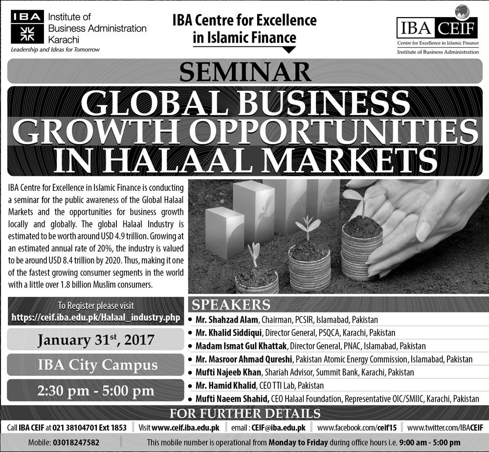 Global Business Growth Opportunities in Halal Markets