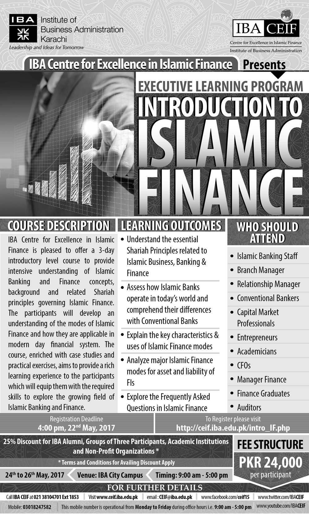IBA-CEIF Introduction to Islamic Finance