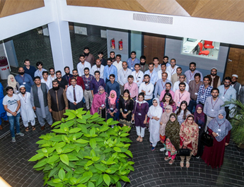 Orientation Ceremony of Certificate in Entrepreneurship Program (CIE Batch 8 ) at IBA CED