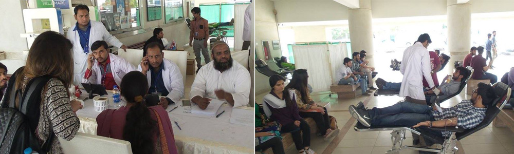 Community Welfare Society (CWS) conducted its first ever MEDICAL CAMP