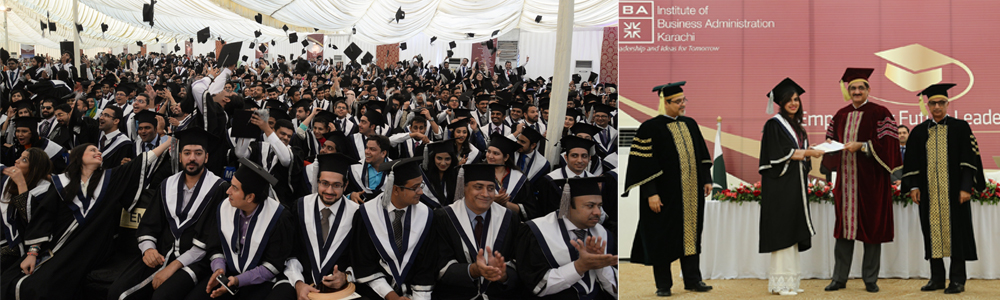 IBA Convocation 2016: Empowering Future Leaders