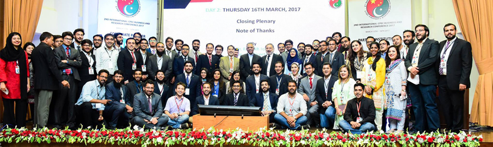 2nd International CPEC Business and Research Conference (CPECBRC2017) at IBA Karachi