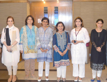 Jul 11-14, 2017: Pakistan's first Women Directors' Training Program hosted by Center for Executive Education, IBA, Karachi