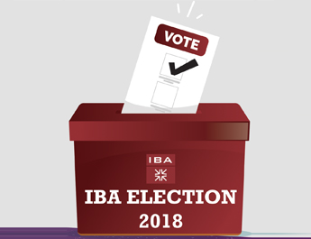 Announcement of IBA Graduates Election 2018