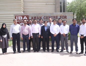 A 2 day Workshop on  Fraud Risk Management, Data & Cyber Security organized by AMAN-CED