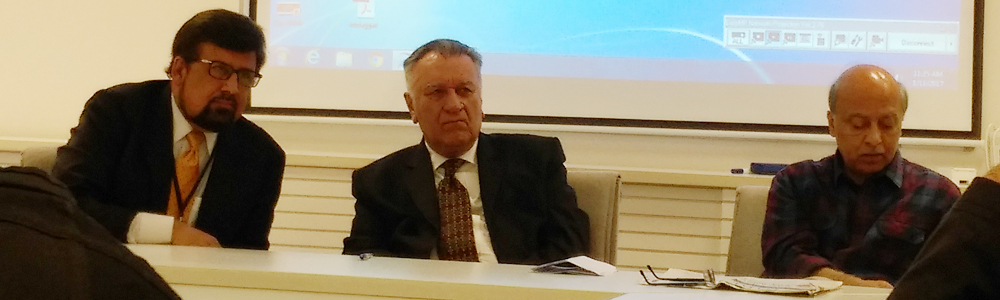 A Guest Talk on Pak-Afghan Relations: Countering Misperceptions & Negative Narratives
