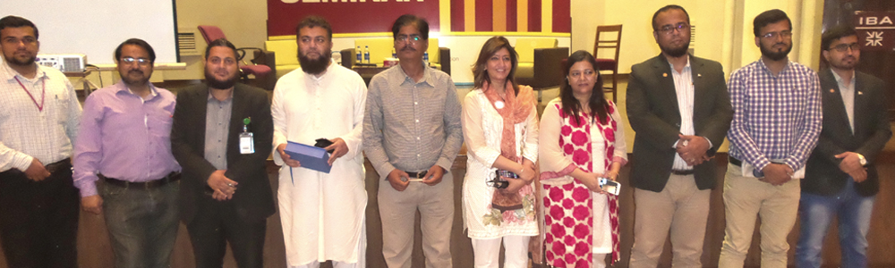 IBA conducts a Seminar on Safe Charity