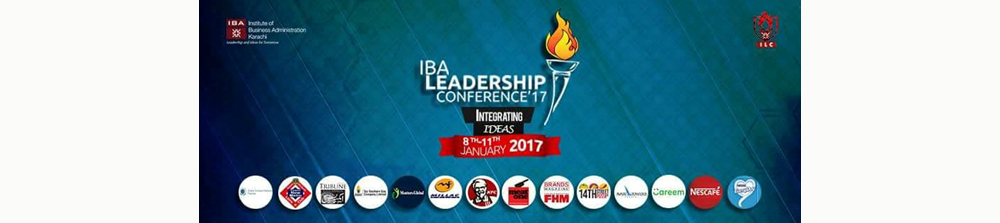IBA Leadership Conference' 17 at IBA Main Campus held by Leadership Club
