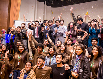 Jan 8-11, 2017: IBA Leadership Conference' 17 at IBA Main Campus held by Leadership Club