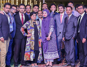 May 10, 2016: IBA MBA Club bids farewell to the graduating classes of 2015 & 2016