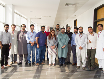Oct 21, 2016: IBA Talk – Digital media landscape in Pakistan by Mr. Danish Ejaz, Co-founder and Director Client Services at Klaxion Advertising