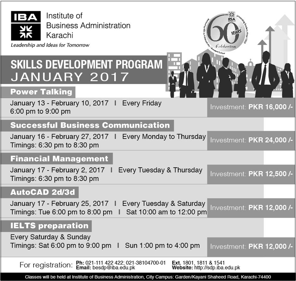 Skills Development Programs