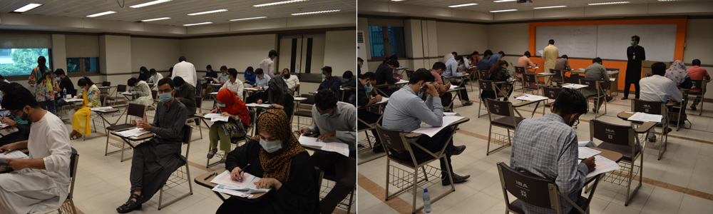 The IBA Testing department conducts largest single day recruitment drive in history