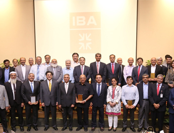 Apr 24, 2018: Celebrating Excellence – IBA honors Distinguished Alumni at Reunion 2018